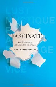 "Fascinate by Sally Hogshead.  ""A brand personality are the combined characteristics that are silently telegraphed to your audience through color, copy, design, tag lines, media, message, graphics, etc.   Also colored by customer interactions with the business staff, product or service... also refers to one-on-one interactions. In this age of social media interaction, we're all creating our personal brand intentionally or unintentionally."""