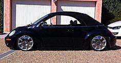 slammed New Beetle convertible.
