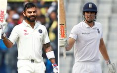 England vs India 1st Test Day 1 Highlights 09-11-2016