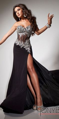 Tony Bowls Paris Sexy Dress (113737)