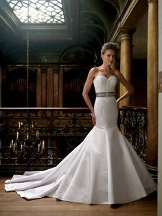 Style No. 213242   »  David Tutera for Mon Cheri