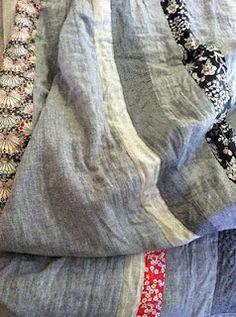 jess brown strip quilt