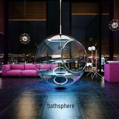 BATHSPHERE concept by Alexander Zhukovsky