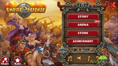 Empire Defence II Android App Review