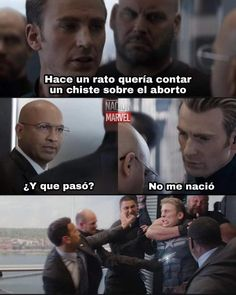 """Captain America's Got Dad Jokes For Days In This New Meme Captain America's Got Dad Jokes For Days In This New Meme - Funny memes that """"GET IT"""" and want you to too. Get the latest funniest memes and keep up what is going on in the meme-o-sphere. Avengers Humor, Marvel Jokes, Funny Marvel Memes, Crazy Funny Memes, Really Funny Memes, Stupid Funny Memes, Funny Relatable Memes, Fuuny Memes, Funniest Memes"""