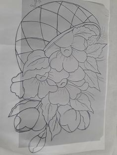 Fabric Paint Designs, Arte Popular, Christmas Crafts, Lily, Drawings, Flowers, Fun, Painting, Hibiscus Drawing
