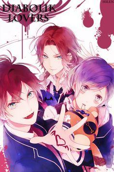 Ayato, Raito and Kanato