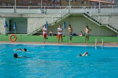 SantiagoeComarca: Ordes - abriuse a piscina municipal  Julio 2012