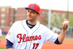 Two Flames baseball players drafted by White Sox, Angels - See more at: http://news.uic.edu/flames-baseball-players-heading-to-white-sox-angels#sthash.zK1YqsnZ.dpuf