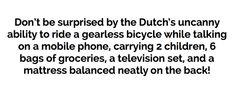 Quote over Nederlanders