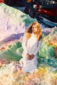 Joy Ride / Anna Ewers for W Magazine 2016