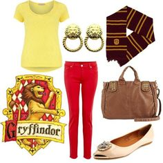 How to dress like your favorite Harry Potter character...cute!