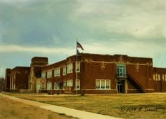 Lyons Kansas Middle School 2014 by MSchmidtPhotography.deviantart.com on @deviantART