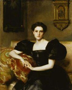 Elizabeth Winthrop Carter, 1897 (John Singer Sargent)
