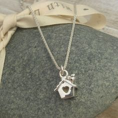 Scarlett Jewellery of Brighton are about more than just designer silver jewellery, creating meaningful gifts and personalised jewellery to celebrate the important moments in your life, and the things that you hold most dear. Designer Silver Jewellery, Silver Jewelry, Meaningful Gifts, Personalized Jewelry, Arrow Necklace, Stirling, Birdhouse, Sterling Silver, My Style