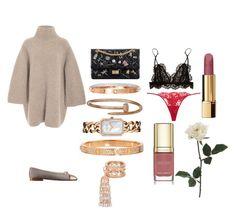 """""""Без названия #1294"""" by txmila on Polyvore featuring мода, Chanel, La Perla, Isabel Marant и Dolce&Gabbana"""