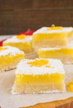 THE BEST LEMON BARS RECIPE Sweet Cookies, Sweet Treats, Lemon Desserts, Dessert Recipes, Best Lemon Bars, Lemon Curd Filling, Cookie Crust, Easy Meals, Easy Recipes