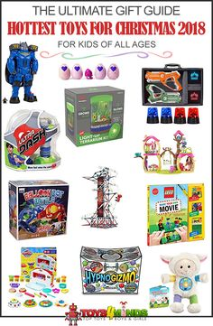 f63e62f4991 Hottest Toys for Christmas 2018 is here! If you're looking for the top