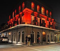 America's Most Haunted Places: The LaLaurie Mansion, New Orleans