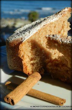 Entra en mi Cocina: pastel coco-canela-ron / gateau coco-cannelle-rhum