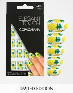 Elegant Touch Limited Edition Copacabana Nails