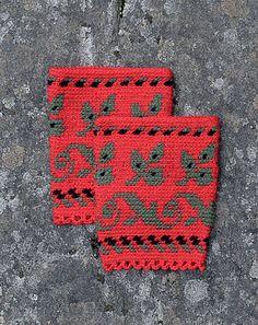 Ravelry: Sulhasen rannekkeet pattern by Anna-Karoliina Tetri