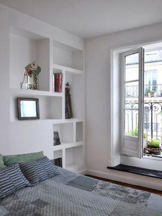 Restructuration d'un appartement duplex / Ba-So Architectures / Paris.
