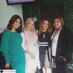 #EzRepost @chefmarilinevilla with @ezrepostapp hoy todas juntas por primera ves 1er Encuentro Mujer Inspiracion 2015 & 2016 !!! Mujeres Inspiradoras👠👒💄 Bellas Mujeres de Inspiracion @albaazcuy27 @nataliacruznews @mafelopeztv .#perladeesperanzafoundation