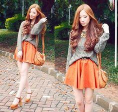 Moda Coreana: Vestuario Ulzzang *o*