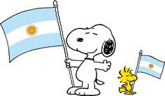 Snoopy Flags (4)