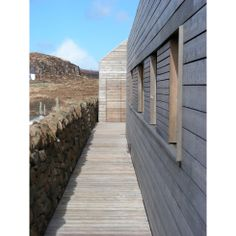 A haven of peace in Scotland. Boreraig House by Dualchas Architects. - Livegreen Blog