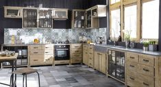 Cucina vintage Maison Du Monde 1