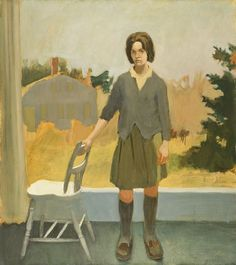 Fairfield Porter artist | Fairfield Porter, Penny , 1962