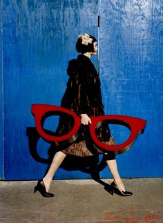 Gemma Ward for Vogue Nippon October 2004 by Tim Walker