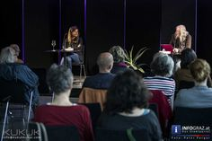 Fotos: Sabine Gruber im Kunsthaus Weiz – eine Lesung in Bildern Wrestling, Concert, Pictures, Photographers, Life, Lucha Libre, Concerts