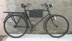 WW2 German Wehrmacht issue Bicycle