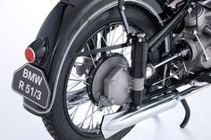 BMW R 51/3 - 1951 to 1954 My Favourite BMW model