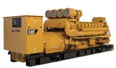C175_3100 Groupes électrogènes diesel 3100 kVa Caterpillar Eneria