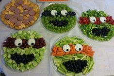 Tmnt party trays for each ninja turtle! – Addie Dalton Tmnt party trays for each ninja turtle! Tmnt party trays for each ninja turtle! Ninja Turtle Party, Ninja Party, Ninja Turtle Snacks, Turtle Birthday Parties, Ninja Turtle Birthday, 5th Birthday, Carnival Birthday, Birthday Crafts, Birthday Ideas
