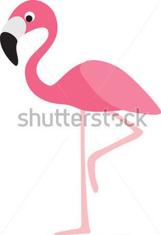 Flamingo template fun decoration classroom pinterest desenhos de flamingo pesquisa google pronofoot35fo Images