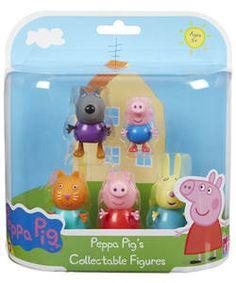 Peppa Pig Teddy Picnic Playset.