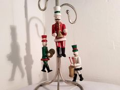 Christmas Tree Toy, Old World Christmas, German Christmas, Christmas Decorations, Holiday Decor, Wedding Cake Server, Living In Europe, Toy Soldiers, Wedding Sets