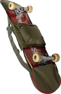 hi tech skateboard bag - Yahoo Image Search Results Skateboard Design, Skateboard Decks, Skateboard Backpack, Skate And Destroy, Cool Skateboards, Skate Decks, Skate Style, Skate Surf, Skater Girls