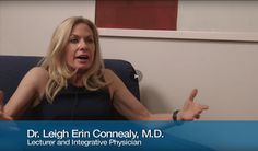 Dr. Leigh Erin Connealy is an expert in dealing with anticancer diet. This interview, that is conducted between Ty Bollinger and