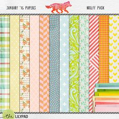 January '16 Wolff Pack Papers