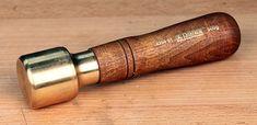 Narex Brass Carving Mallet