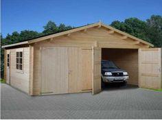 plan de garage disponible
