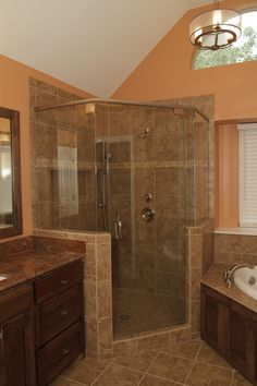 too many squares - like the color combo except the walls. Granite is rainforest brown see Granite Grannies