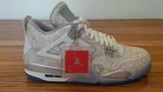 "Come list sneakers for FREE! Jordan Retro IV ""Laser"" size 10 #sneakerfiend #flykicks #snkrhds #instakicks #sneakerheads #shoegame #airjordan - http://sneakswap.com/buy-retro-sneakers/jordan-retro-iv-laser-size-10/"