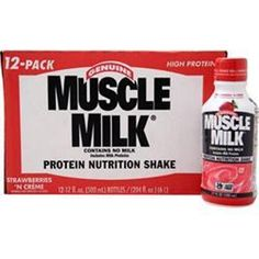More Savings! Cytosport Muscle Milk RTD 1- 2 or 3- 12 - 17 oz bttls all flavors  #Cytosport